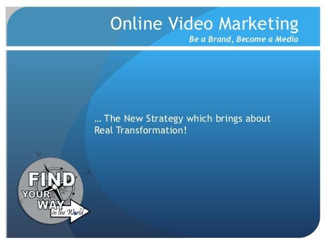 Video Marketing Presentation