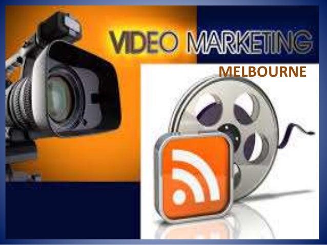 Video Marketing Melbourne