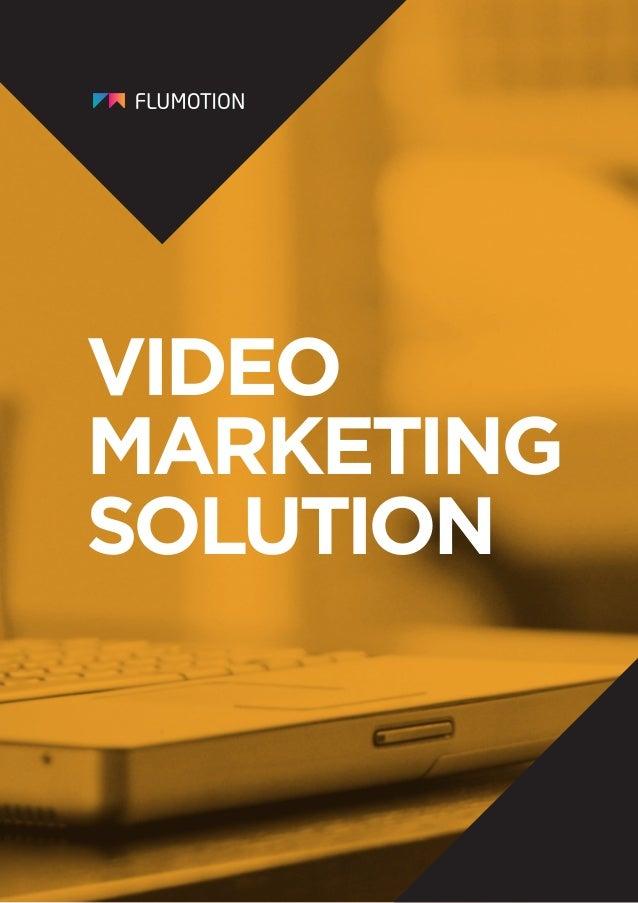 VIDEO MARKETING SOLUTION