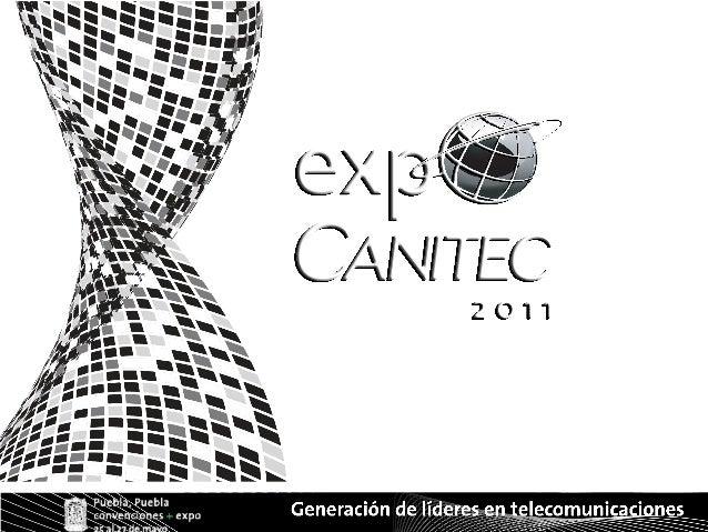 Video presentación Expo Canitec 2011