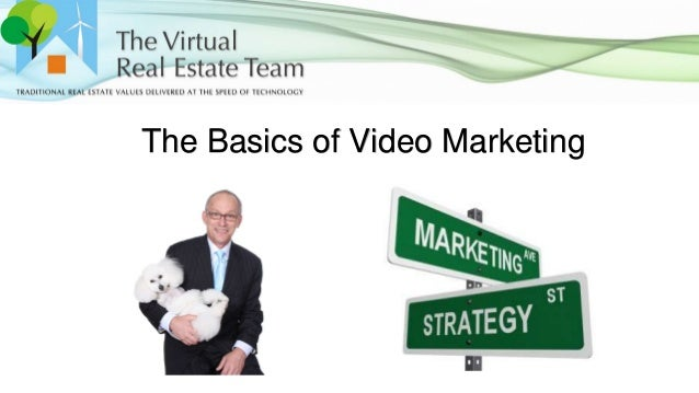The Basics of Video Marketing