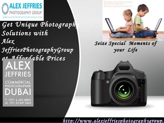 Video Production Dubai - AlexJeffriesPhotographyGroup