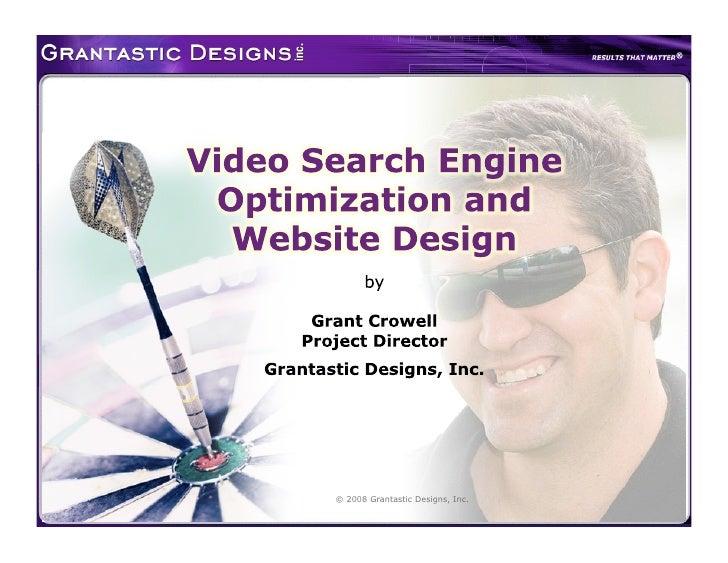 © 2008 Grantastic Designs, Inc.