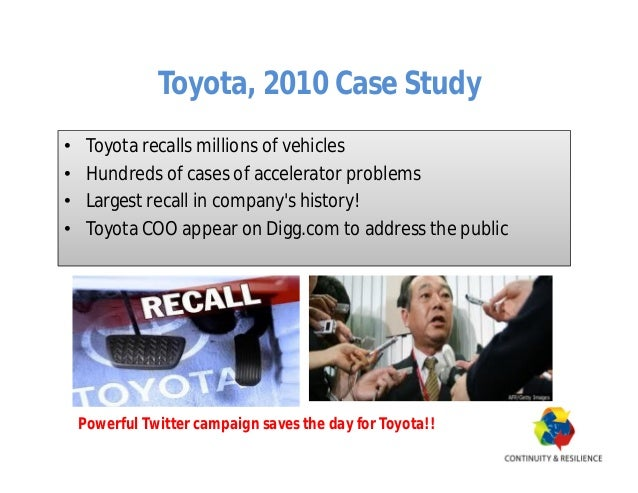 the sustainability of toyota company marketing essay Here is the marketing mix of toyota including its four p's - product, place price  and promotion  other business ventures of toyota including designing and  making  it has invested in several environmental initiatives which has helped it   notes and essays on cheshnotes are based on online resources.