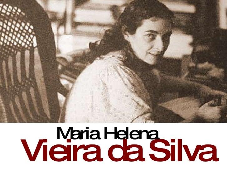 Vieira da Silva Maria Helena