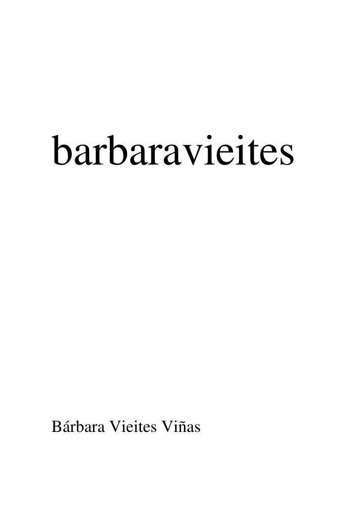 barbaravieitesBárbara Vieites Viñas