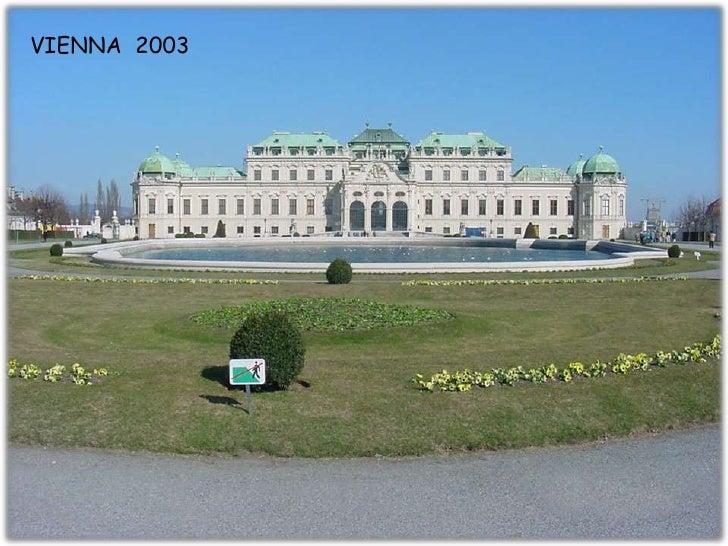 VIENNA  2003<br />