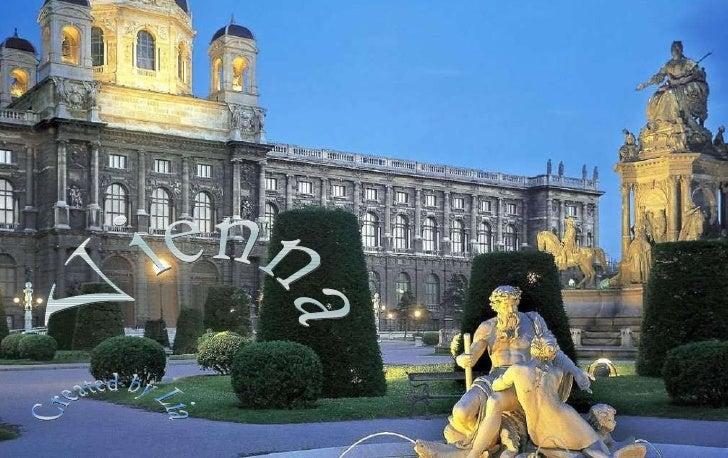 Vienna Created by Lia
