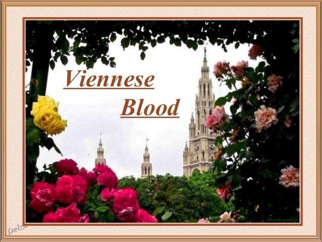Viennese Blood