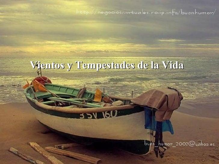 Vientos Y Tempestades