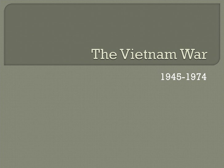 Vietnam  Intro To  Truman