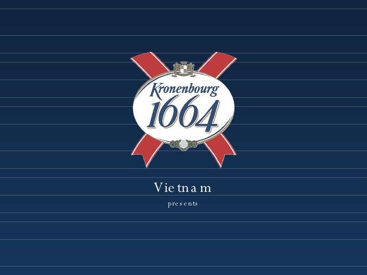Vietnam K1664 Brand Experience Events   30 Nov 07 [2003]