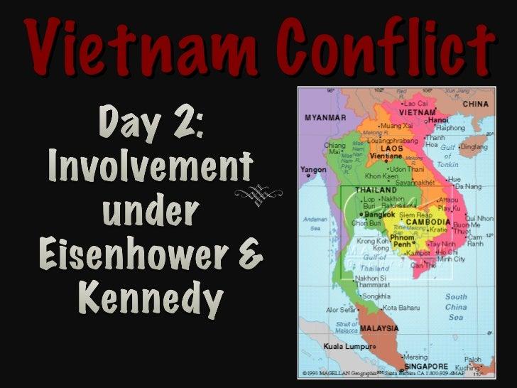 Vietnam conflict day 2
