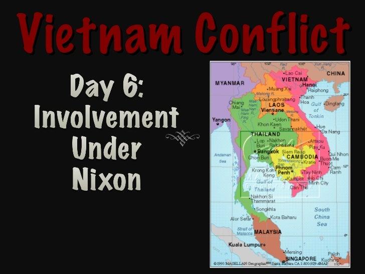 Vietnam conflict day 6