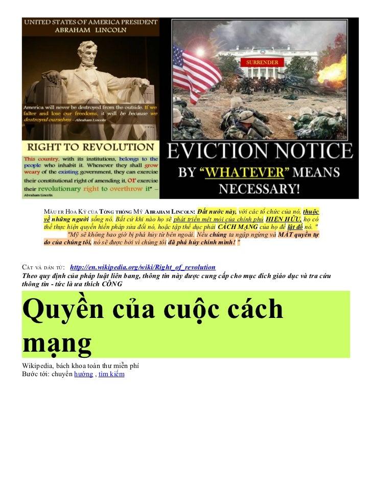 MẪU ER HOA KỲ CỦA TỔNG THỐNG MỸ ABRAHAM LINCOLN: Đất nước này, với các tổ chức của nó, thuộc       về những người sống nó....