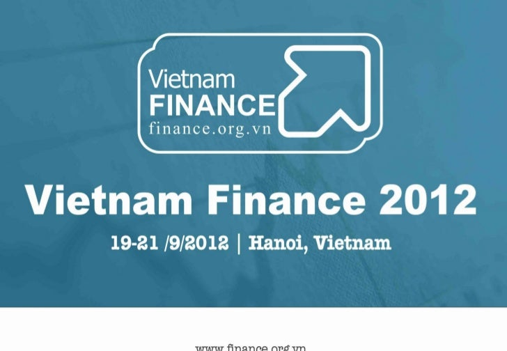 Vietnam Finance 2012 -  Event overview