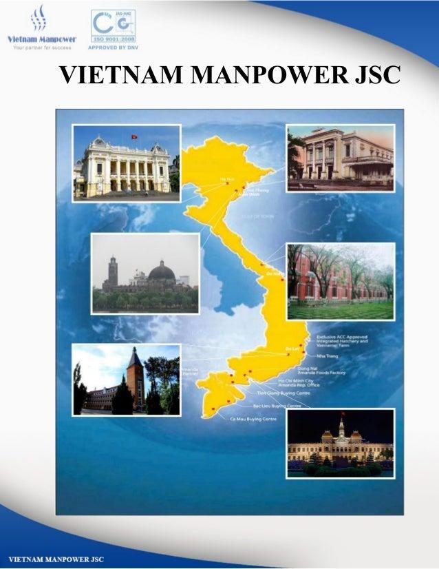 VIETNAM MANPOWER JSC