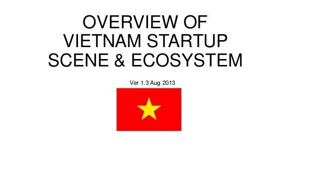 Vietnam Startup Scene