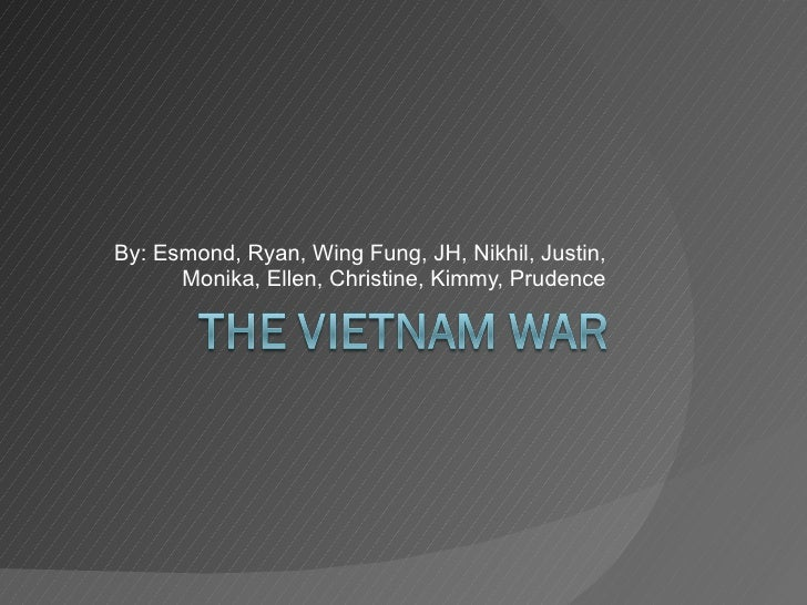Vietnam war new version