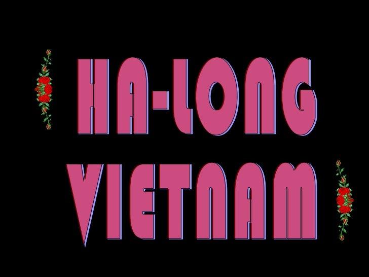 HA-LONG VIETNAM