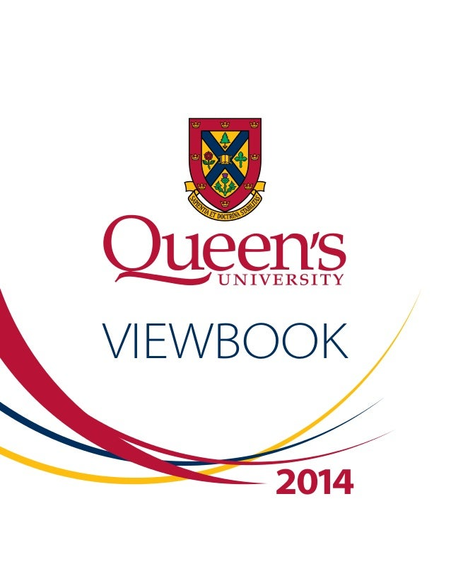 Queen's University Admission Viewbook