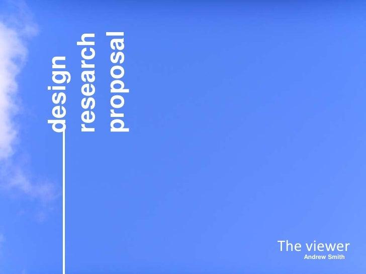Viewer Design
