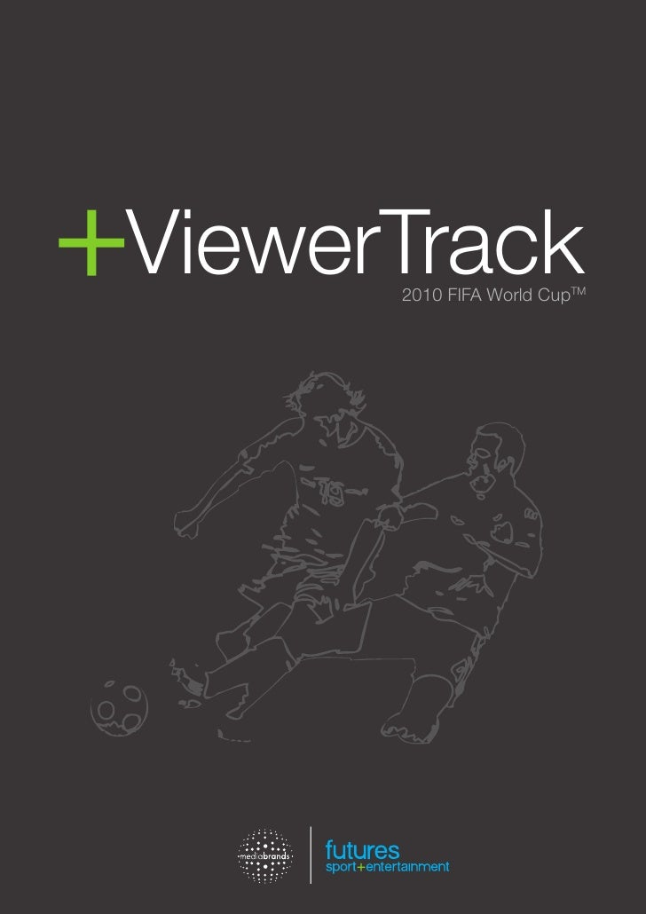 Viewer track 2010 fifa world cup