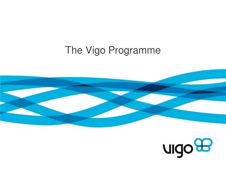 The VigoProgramme<br />