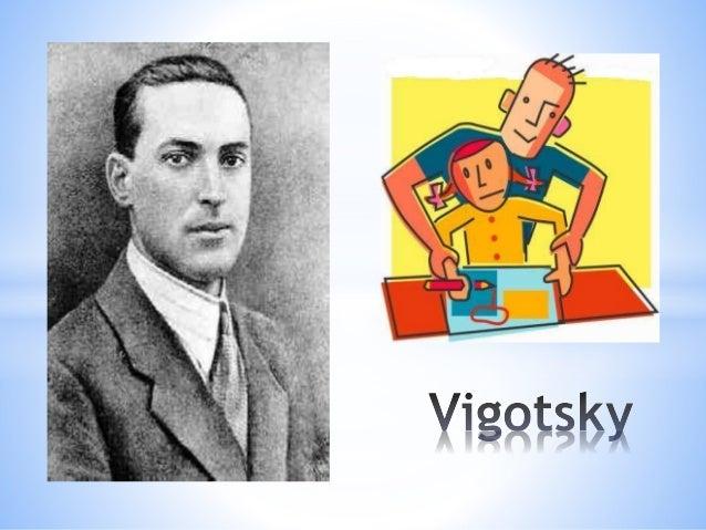 *Lev Semionovitch Vigotsky *1920: Paradigma Sociocultural (sociohistórico o histórico-cultural) *Nacido en Orsha, Bielorru...