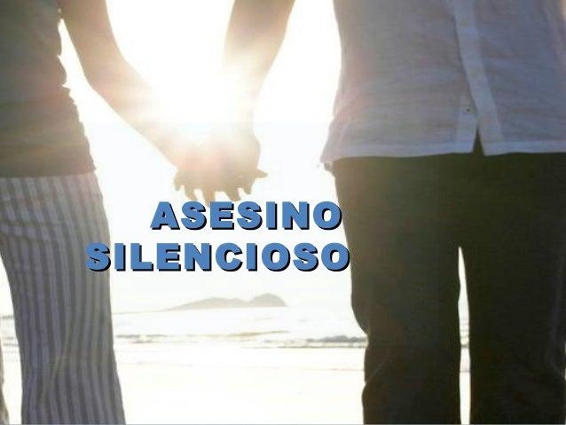 "TITULOASESINOSILENCIOSODEL SIGLO XXI:""EL VIH-SIDA"".ASESINOASESINOSILENCIOSOSILENCIOSO"
