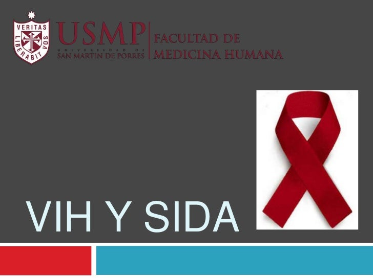 VIH y SIDA<br />