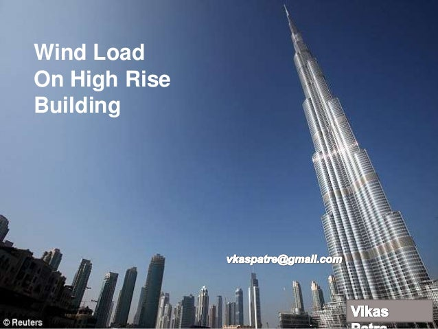Wind LoadOn High RiseBuilding