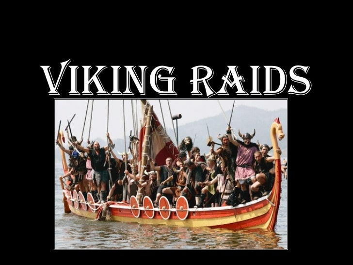 Viking raids1