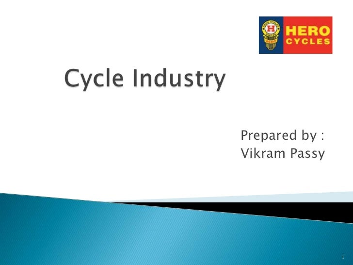 Prepared by :Vikram Passy                1