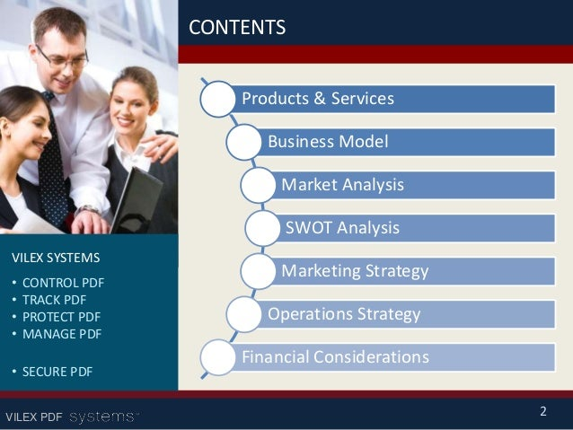 Business Plan For Security Company Pdf Girl With Mind Control