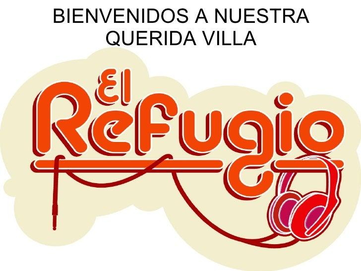 VILLA EL REFUGIO COLLAGE