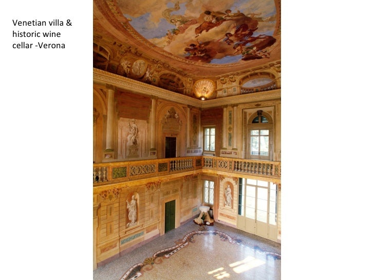 Venetian villa & historic wine cellar -Verona