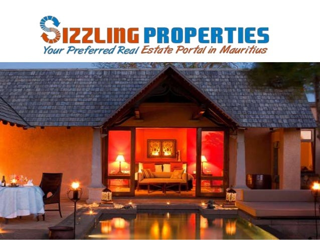 Luxuries Villas and apartments in mauritius