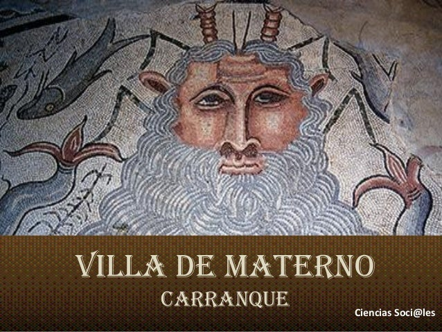 VILLA DE MATERNO