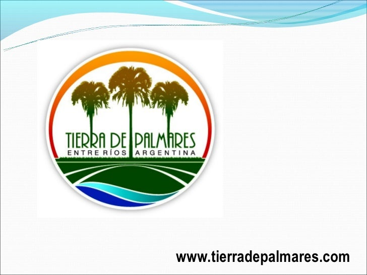 www.tierradepalmares.com