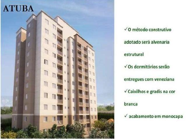 Apartamento Village  ATUBA  9609-7986