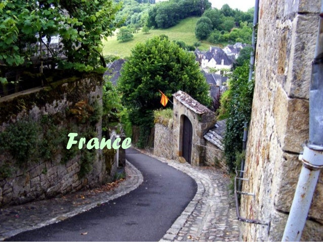 Villages of france