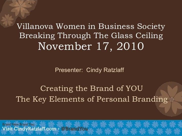 Villanova Women in Business