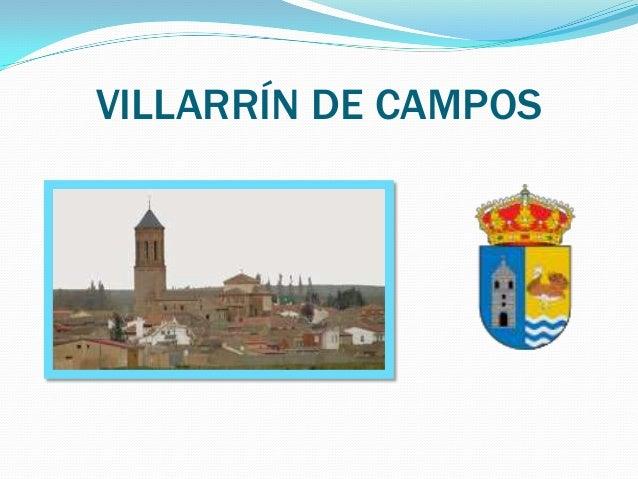 VILLARÍN DE CAMPOS