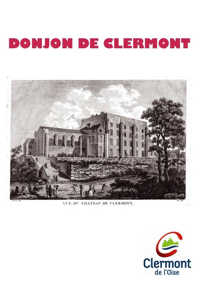 DONJON DE CLERMONT