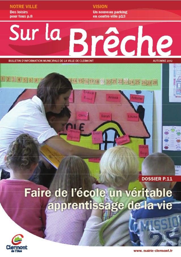 Ville de Clermont - Sur la brêche - 20121023