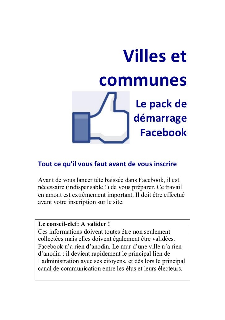 Villes et                                  communes                                                     Le pack ...