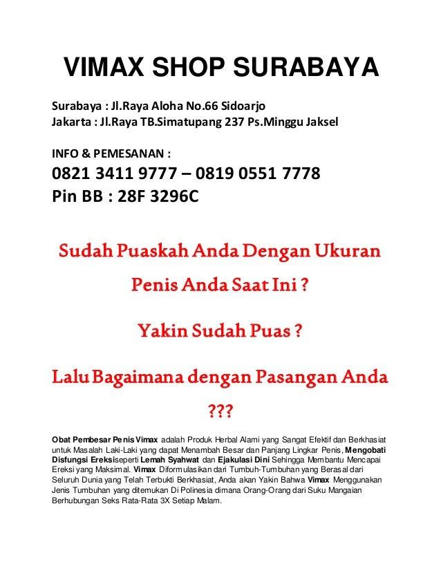 alamat jual vimax asli di surabaya 082134119777