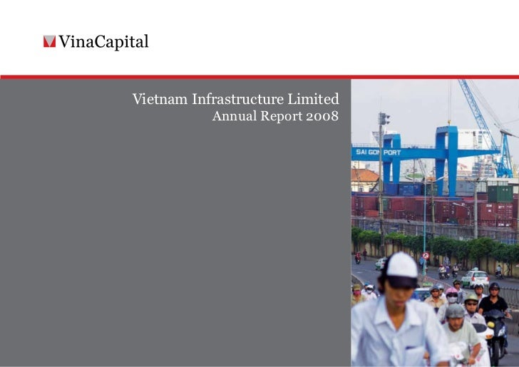 Vietnam Infrastructure Limited           Annual Report 2008
