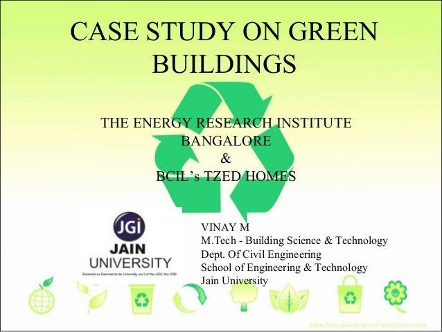 LEED Case Studies Harvard Energy Facilities